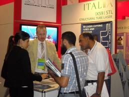 FIERA PROJECT QATAR 2012 DOHA2 | STL ITALIA