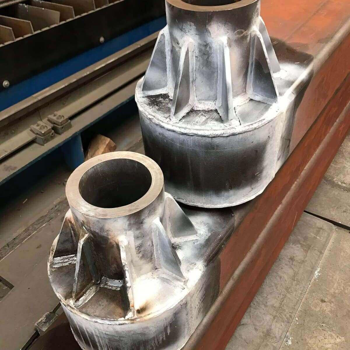 Carpenteria | Controlli non distruttivi saldature | STL Italia