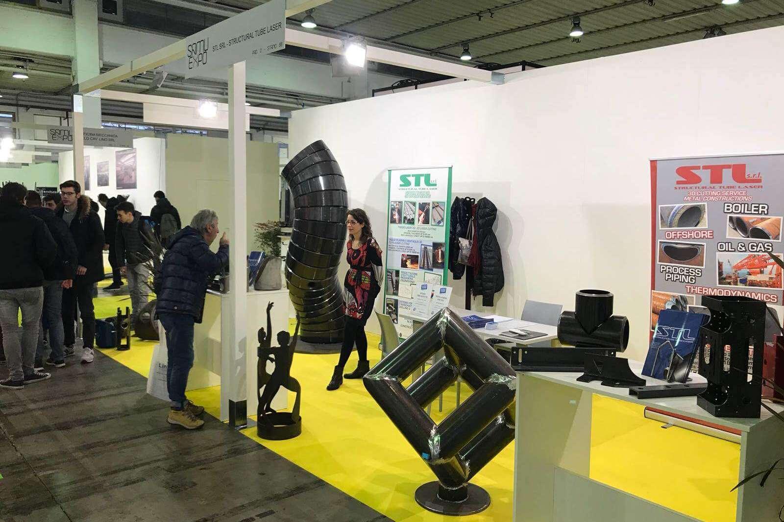 Fiera Samumetal Subtech 2018 | STL Italia